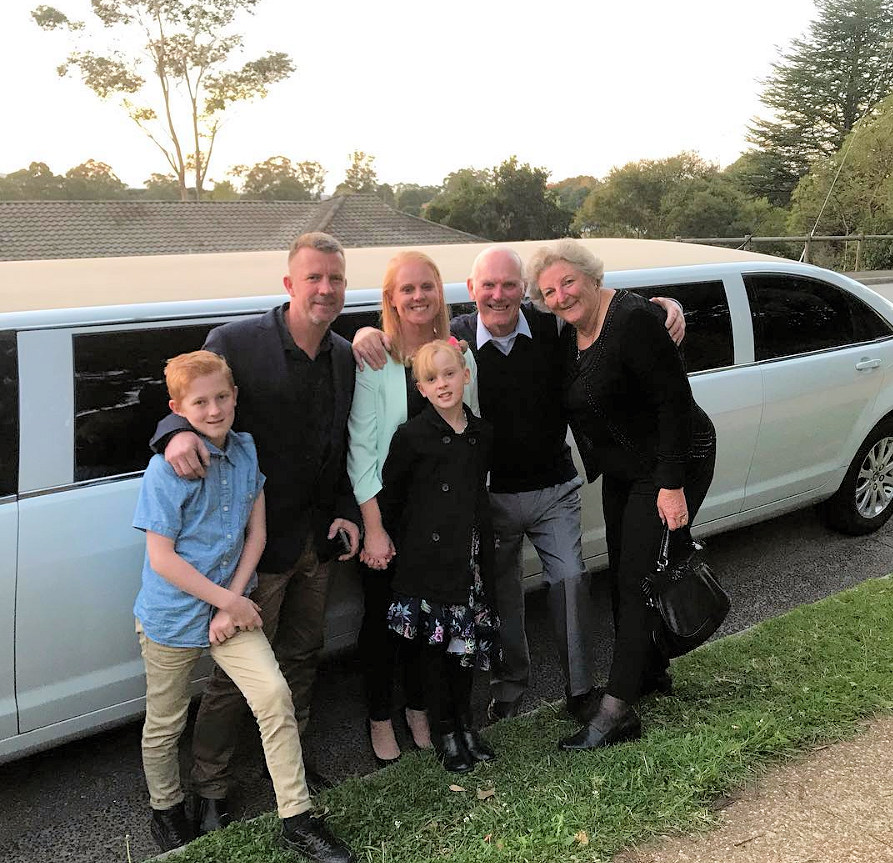 Mother's Day Limo Hire Melbourne