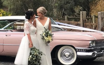 Same Sex Wedding Limo Hire